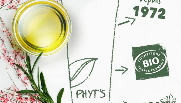 Phyt's marque bio et naturelle